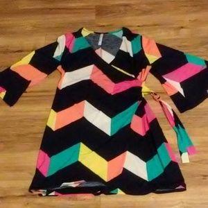 Dresses & Skirts - Fun Multicolored dress🎉